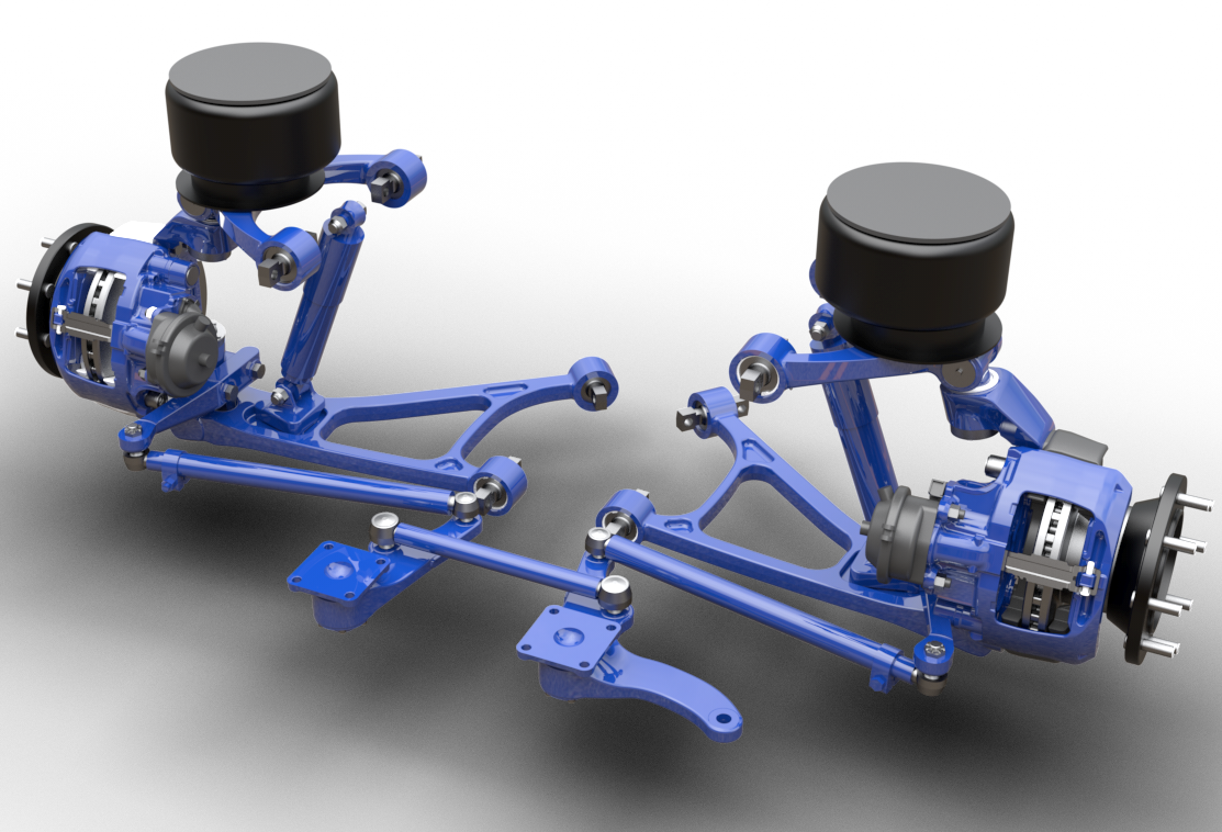 Independent Front Suspension 19.5