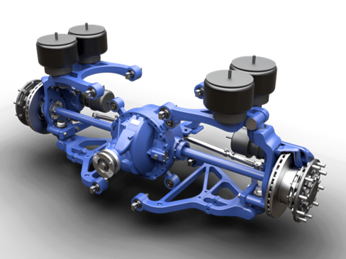 Independent Drive Axle