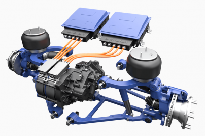 Independent e-Drive Axle
