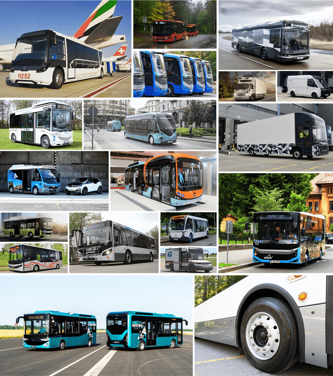 Selected Vehicles with BRIST